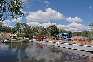 Jardine River Ferry